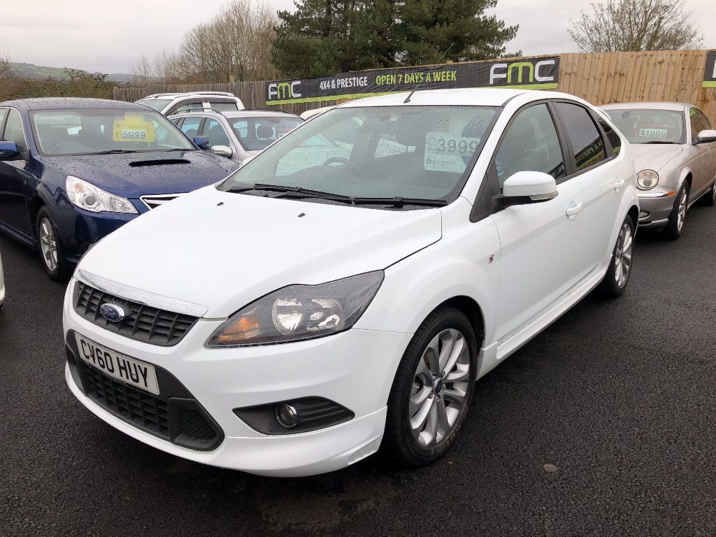 used Ford Focus ZETEC S TDCI in swansea-south-wales