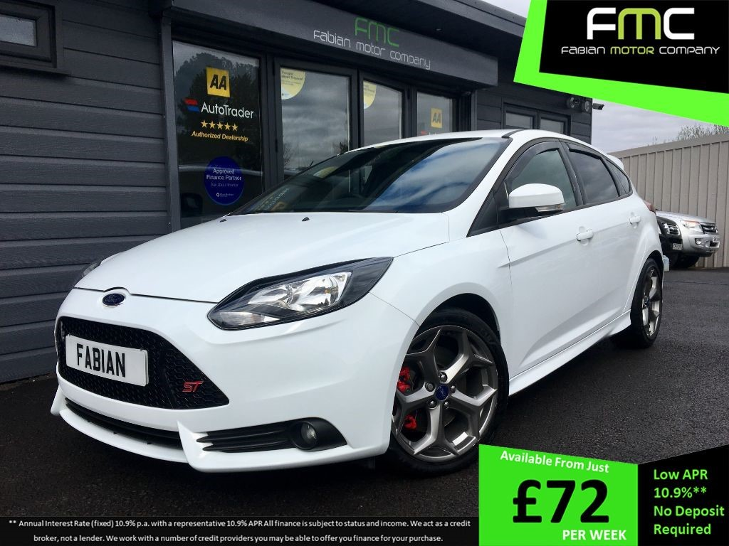 used Ford Focus ST-2 in swansea-south-wales