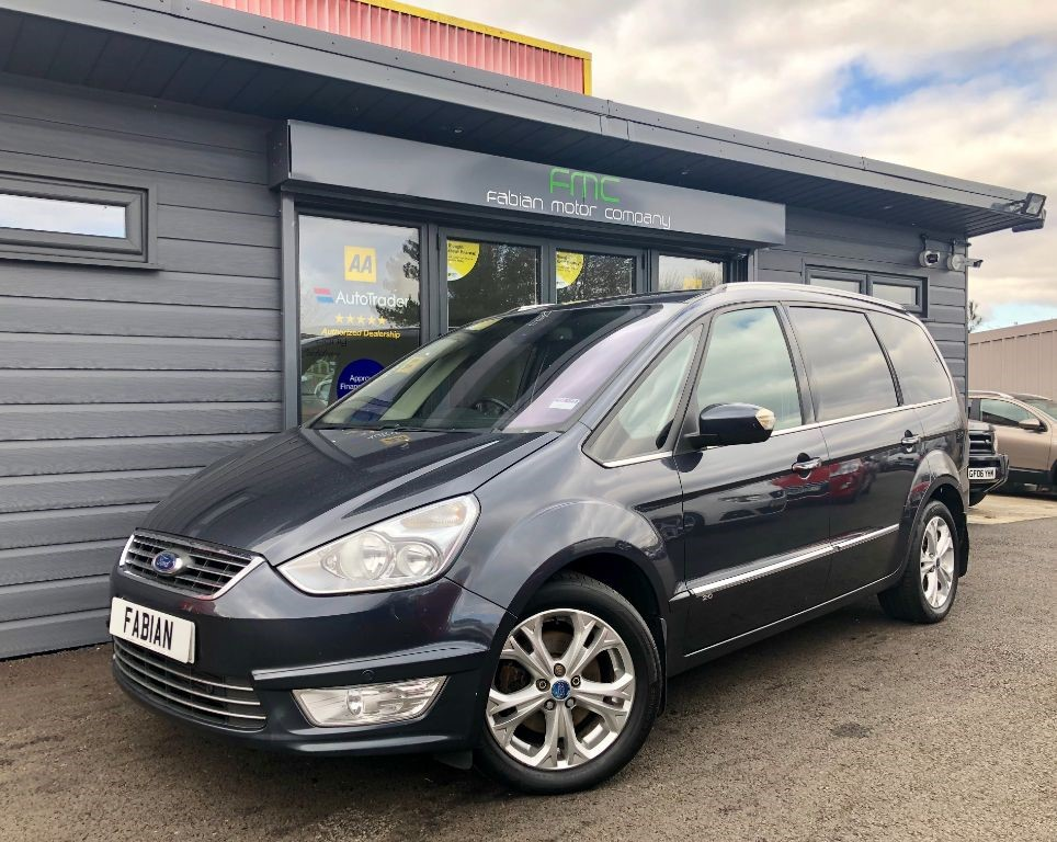 used Ford Galaxy TITANIUM X TDCI in swansea-south-wales