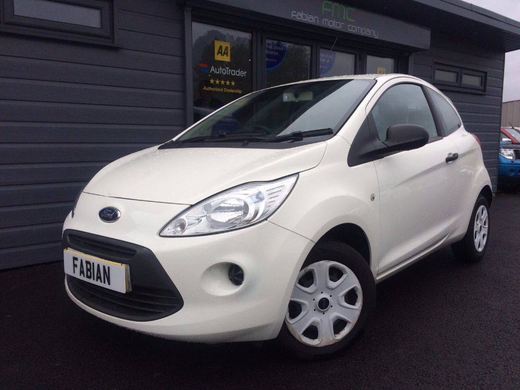 used Ford KA STUDIO in swansea-south-wales