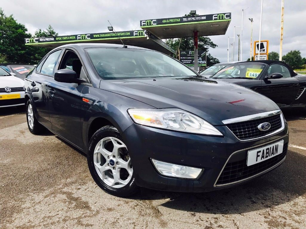 used Ford Mondeo ZETEC TDCI in swansea-south-wales