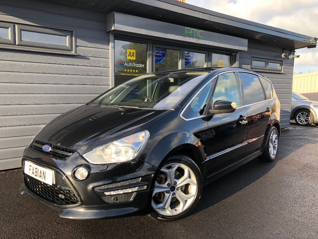 used Ford S-Max TITANIUM X SPORT in swansea-south-wales