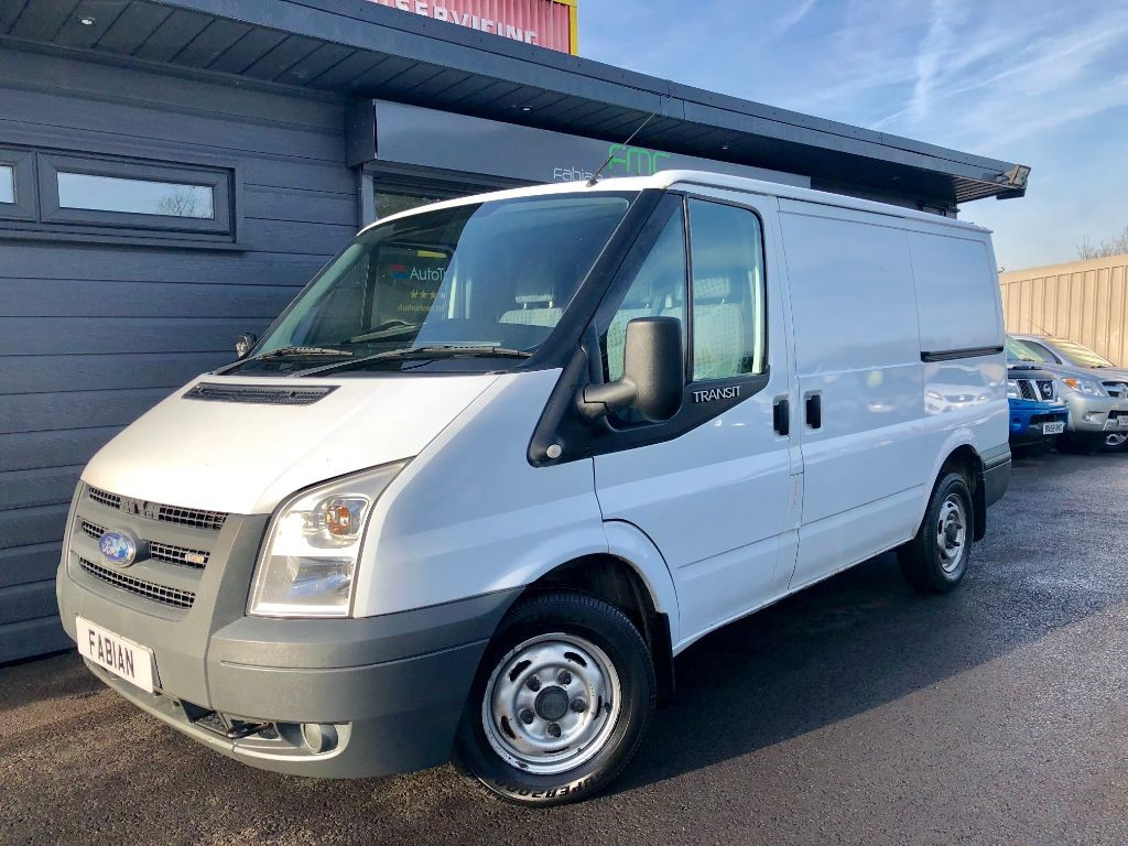 used Ford Transit 260 LR in swansea-south-wales