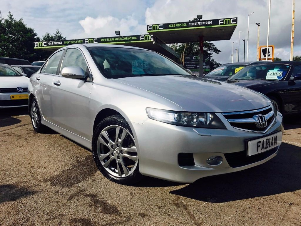 used Honda Accord I-CTDI EXECUTIVE in swansea-south-wales