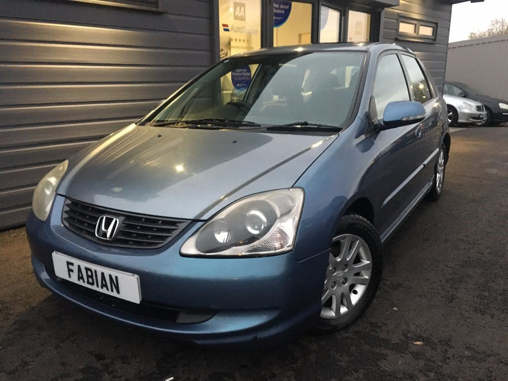 used Honda Civic EXECUTIVE I-VTEC in swansea-south-wales