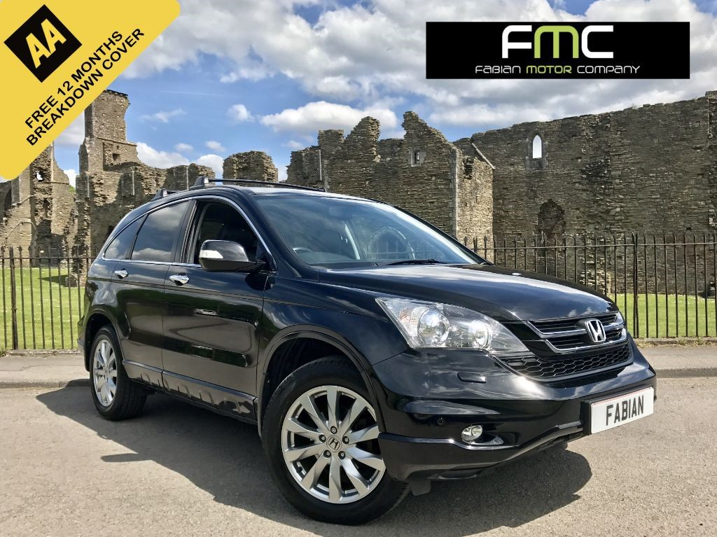 used Honda CR-V I-DTEC EX in swansea-south-wales