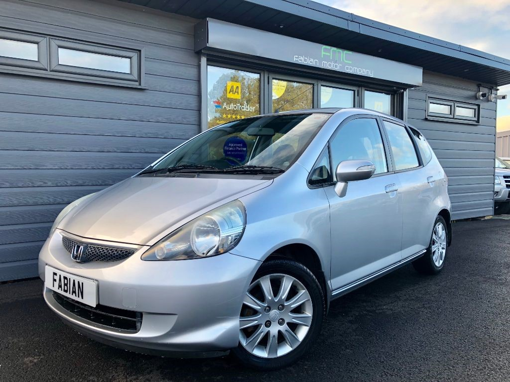 used Honda Jazz DSI SE in swansea-south-wales
