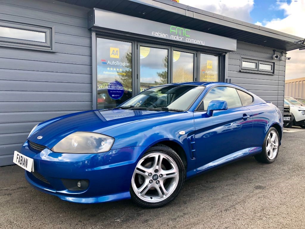 used Hyundai Coupe SE in swansea-south-wales