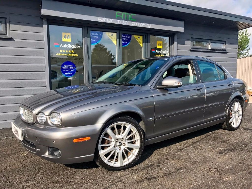 used Jaguar X-Type S in swansea-south-wales