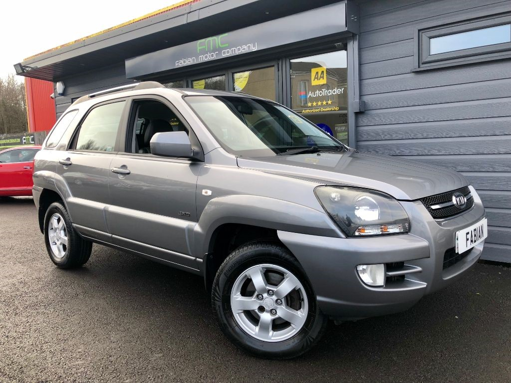 used Kia Sportage XS CRDI in swansea-south-wales