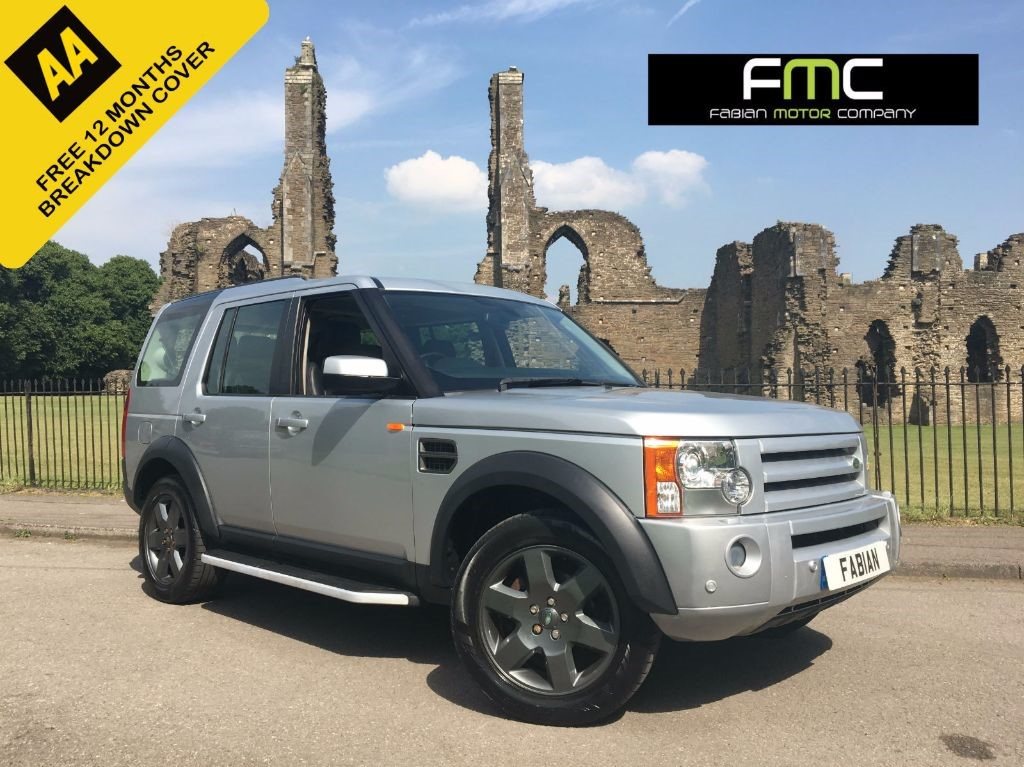 used Land Rover Discovery 3 TDV6 HSE in swansea-south-wales
