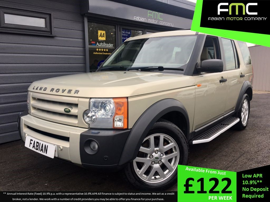 used Land Rover Discovery 3 TDV6 XS in swansea-south-wales