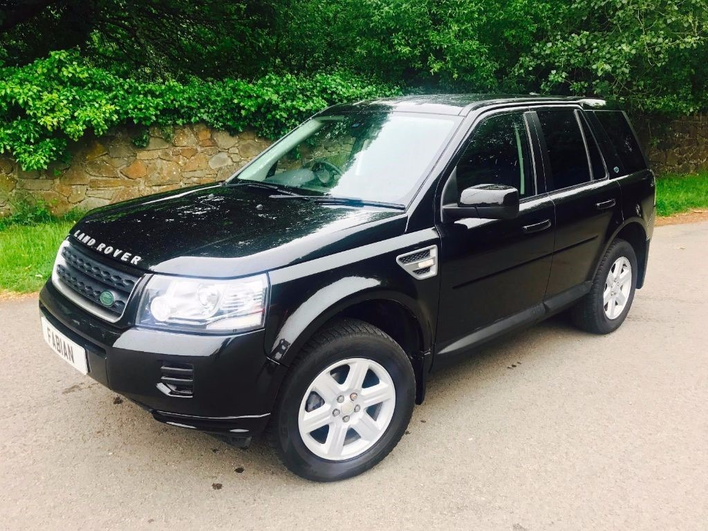 used Land Rover Freelander TD4 GS in swansea-south-wales