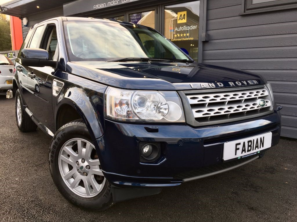 used Land Rover Freelander SD4 XS in swansea-south-wales