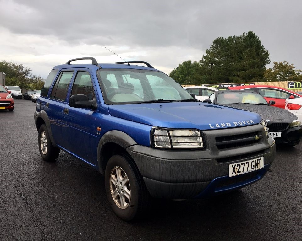 used Land Rover Freelander GS STATION WAGON in swansea-south-wales
