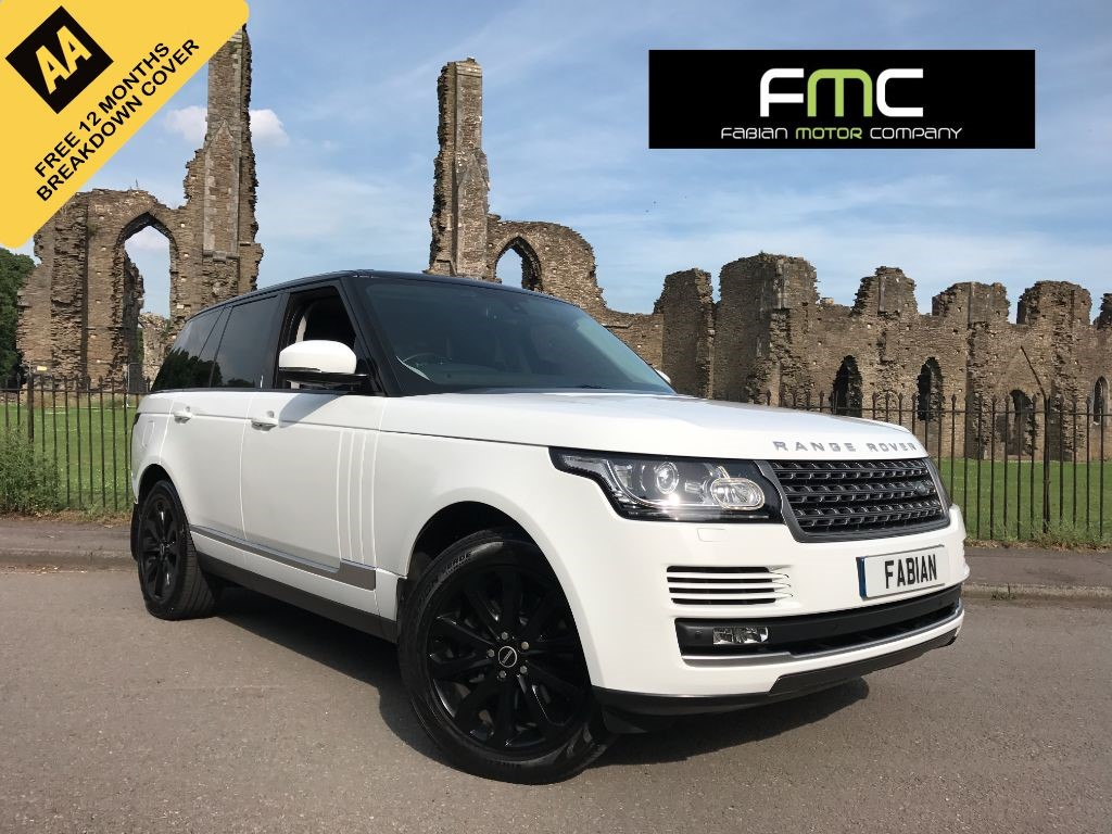 used Land Rover Range Rover TD V6 Vogue SUV 5dr Automatic (start/stop) (196 g/km, 258 bhp) in swansea-south-wales