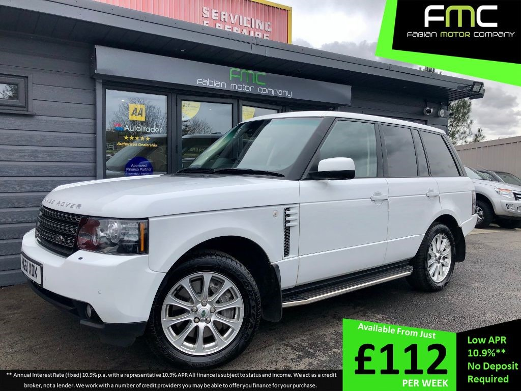 used Land Rover Range Rover TDV8 VOGUE in swansea-south-wales