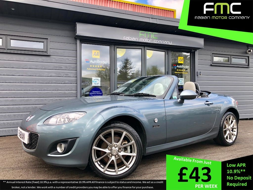 used Mazda MX-5 I ROADSTER KENDO in swansea-south-wales