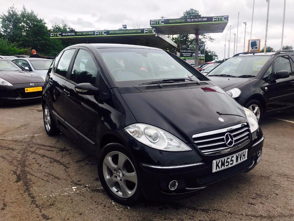 used Mercedes A150 AVANTGARDE SE in swansea-south-wales