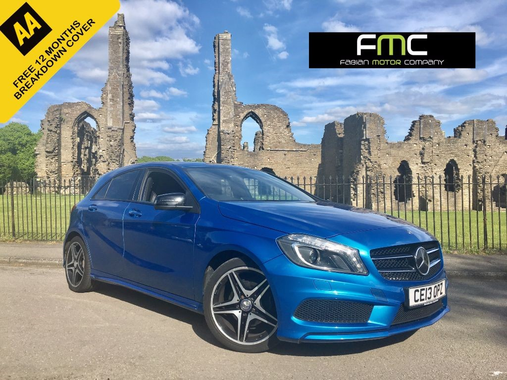 used Mercedes A200 CDI BLUEEFFICIENCY AMG SPORT in swansea-south-wales