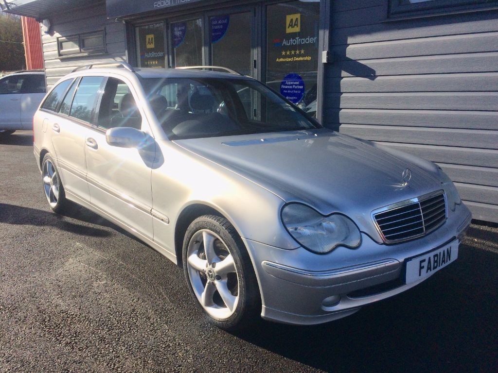 used Mercedes C180 KOMPRESSOR AVANTGARDE SE in swansea-south-wales
