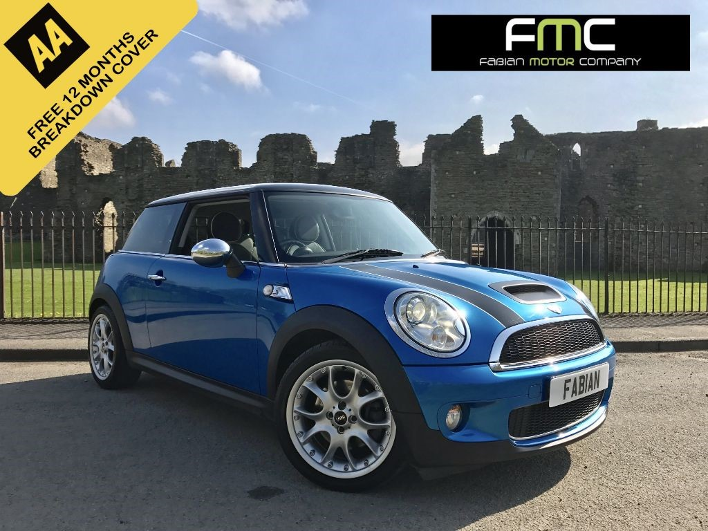 used MINI Hatch COOPER S in swansea-south-wales