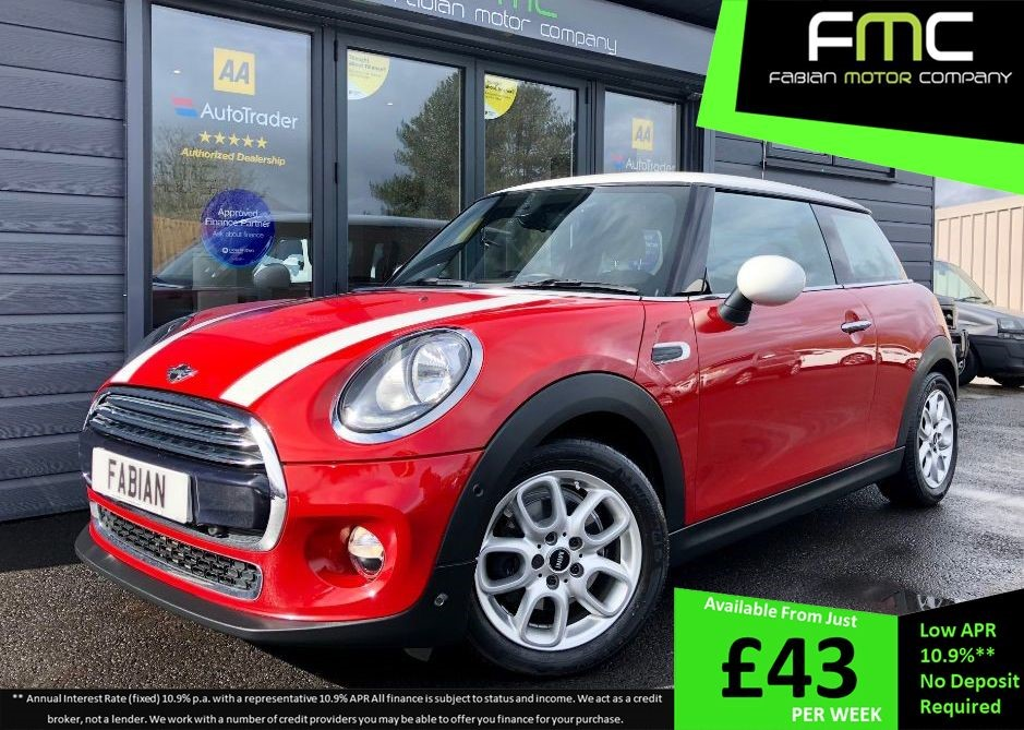 used MINI Hatch COOPER in swansea-south-wales