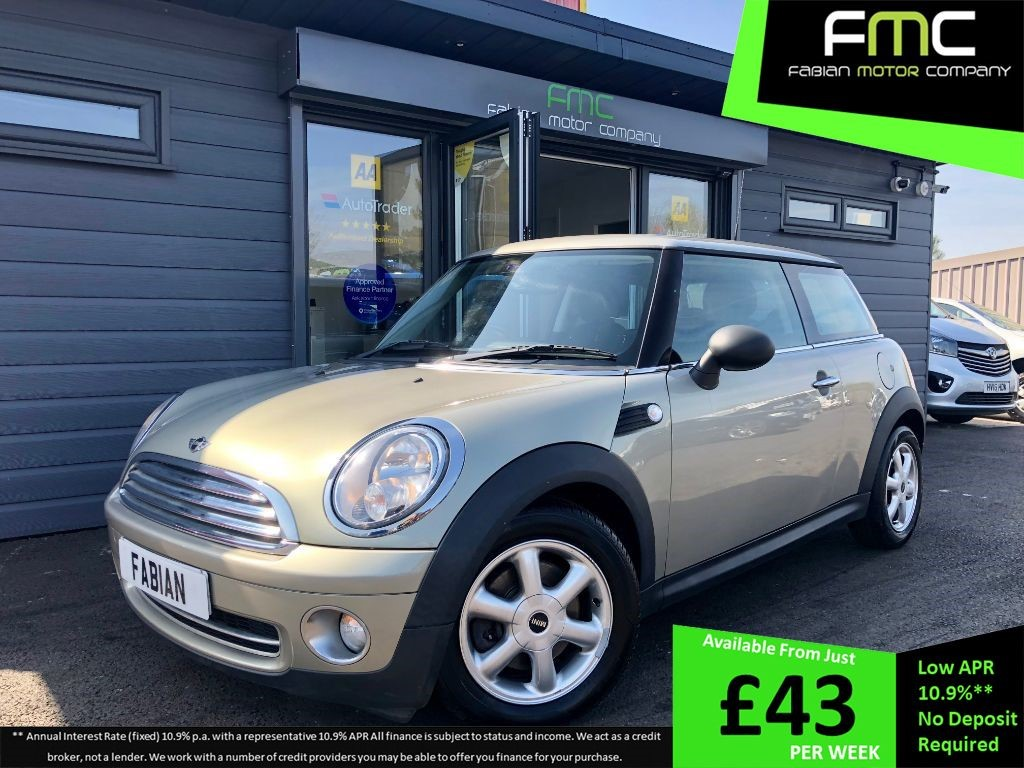 used MINI Hatch ONE in swansea-south-wales
