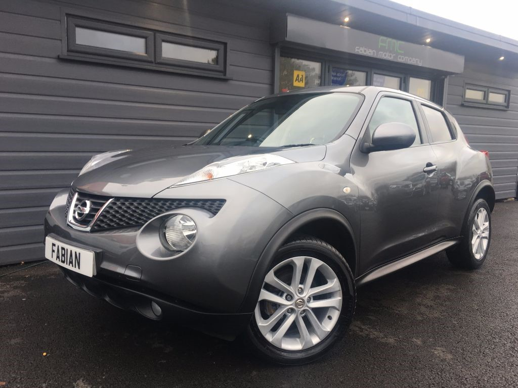 used Nissan Juke ACENTA SPORT in swansea-south-wales