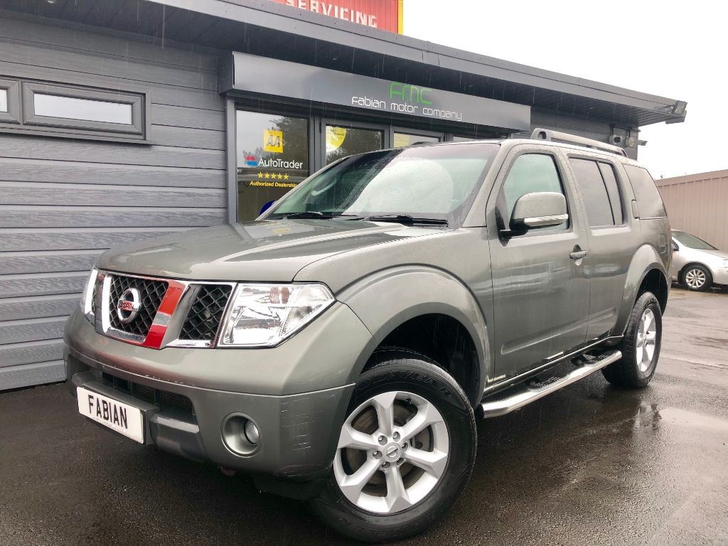 used Nissan Pathfinder SPORT DCI in swansea-south-wales