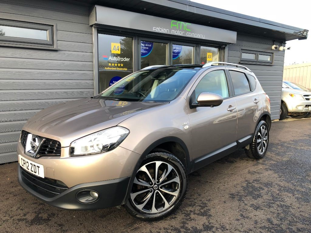 used Nissan Qashqai N-TEC PLUS DCI in swansea-south-wales