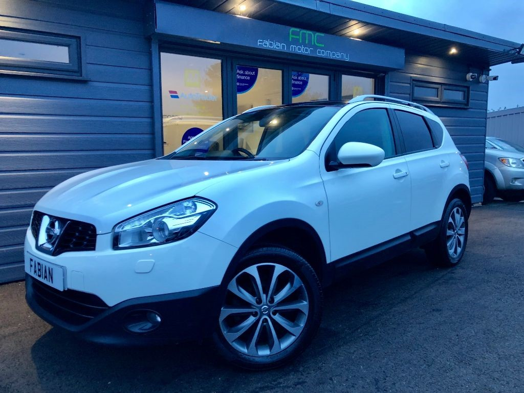 used Nissan Qashqai TEKNA DCI in swansea-south-wales