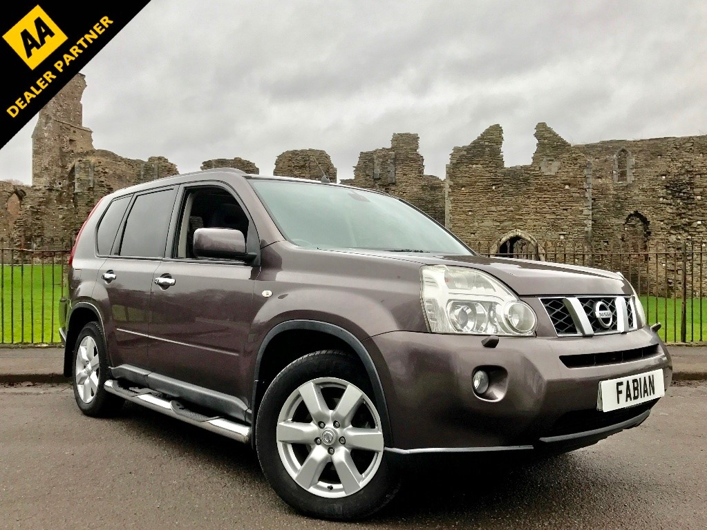 used Nissan X-Trail dCi Aventura Explorer SUV 5dr Automatic (216 g/km, 148 bhp) in swansea-south-wales