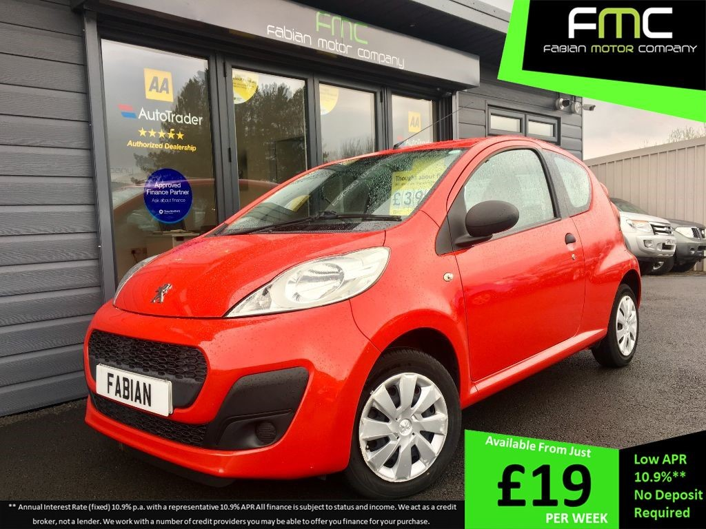 used Peugeot 107 ACCESS in swansea-south-wales