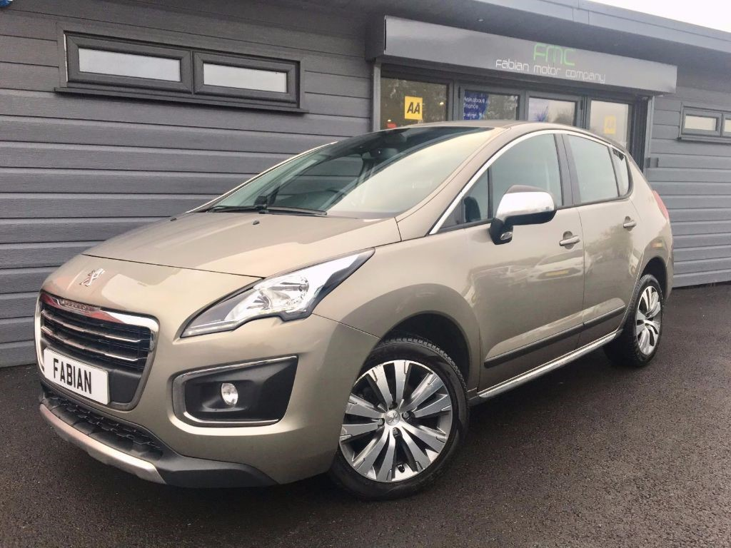 used Peugeot 3008 HDI ACTIVE in swansea-south-wales