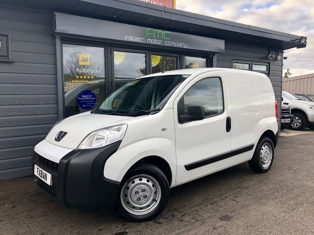 used Peugeot Bipper HDI S in swansea-south-wales