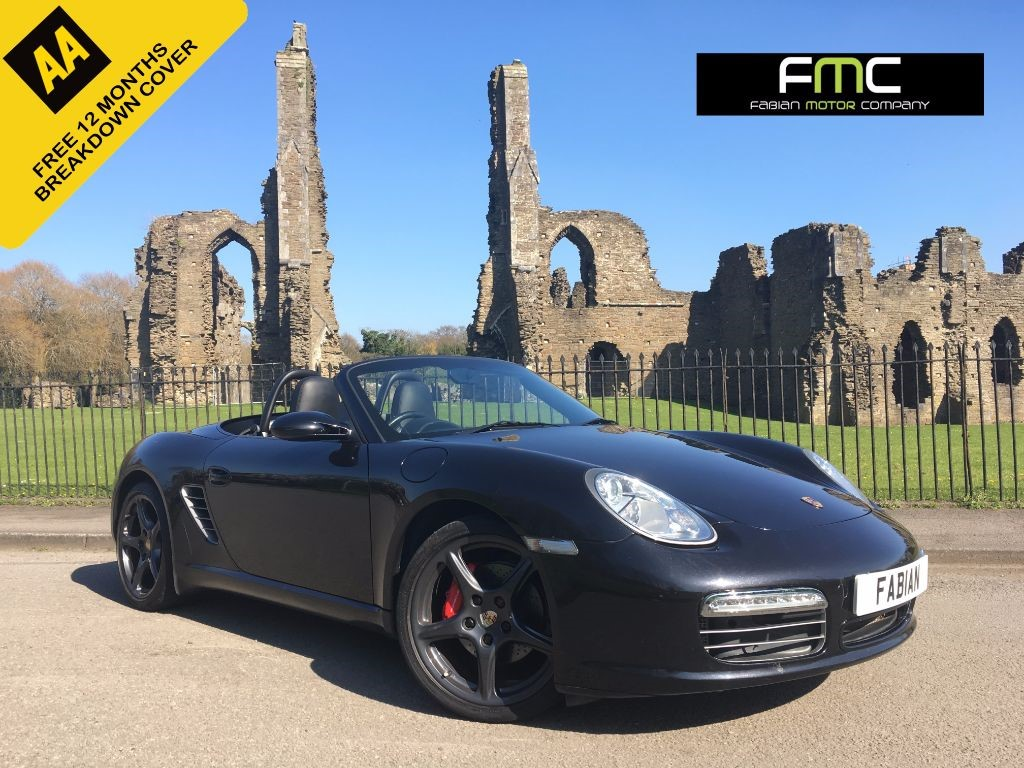 used Porsche Boxster 24V S TIPTRONIC S in swansea-south-wales