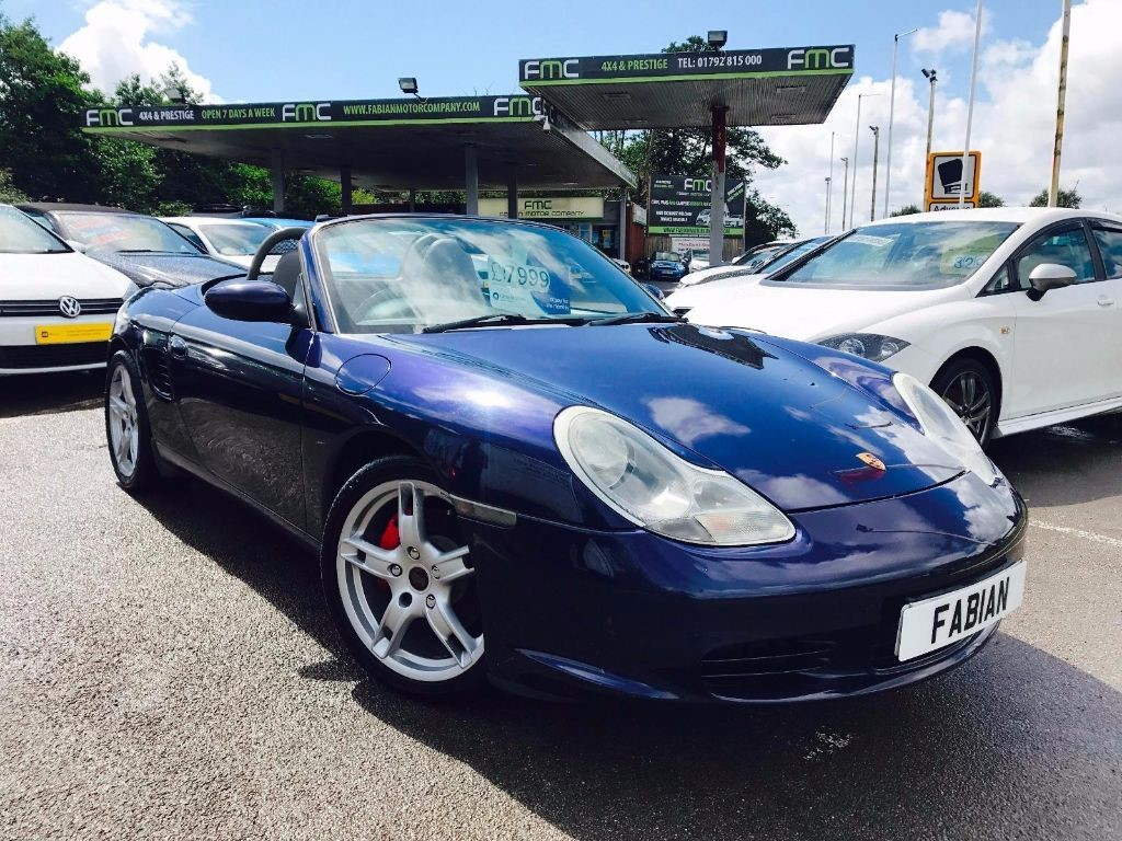 used Porsche Boxster 24V S in swansea-south-wales