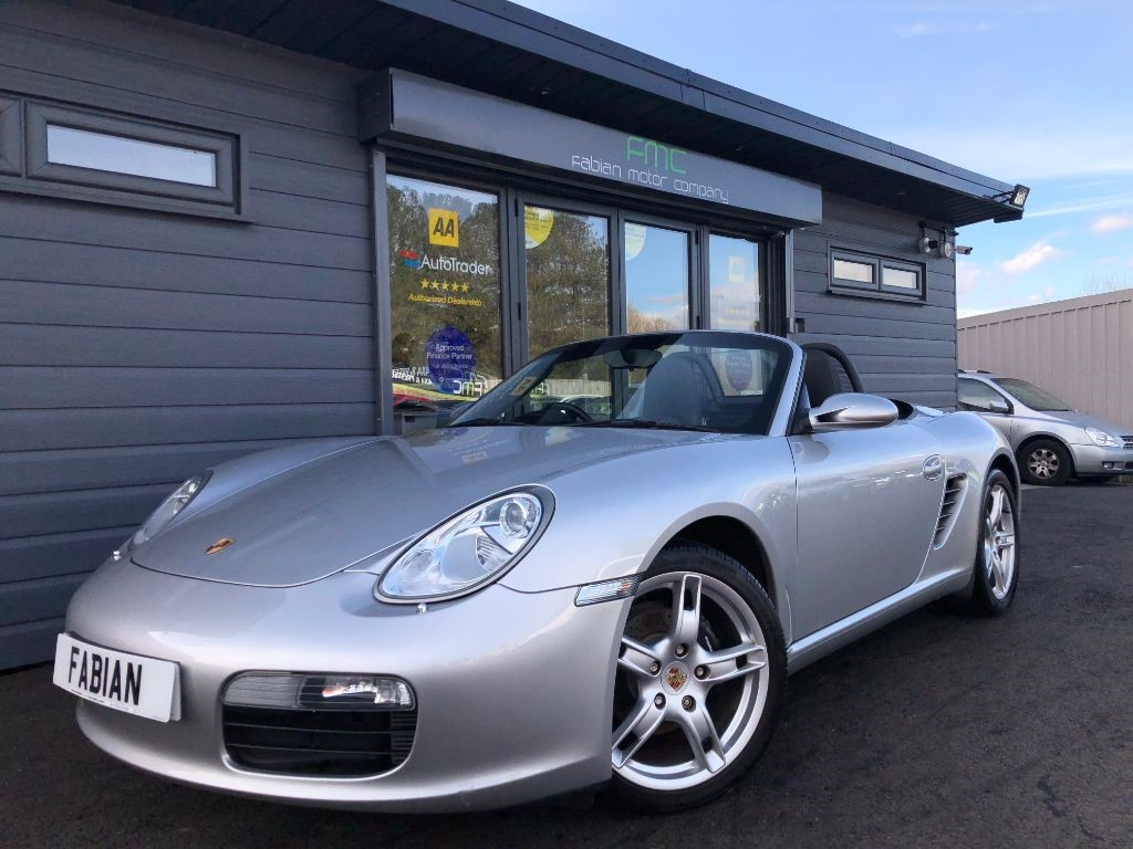used Porsche Boxster 24V in swansea-south-wales