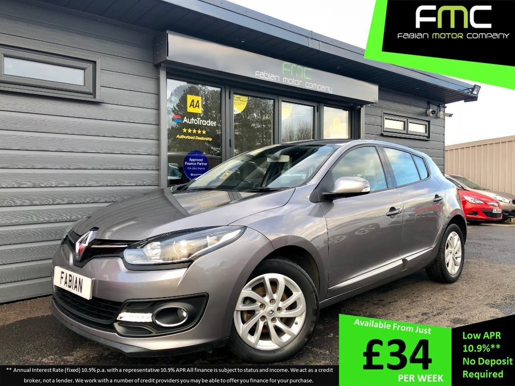 used Renault Megane DYNAMIQUE TOMTOM ENERGY DCI S/S in swansea-south-wales
