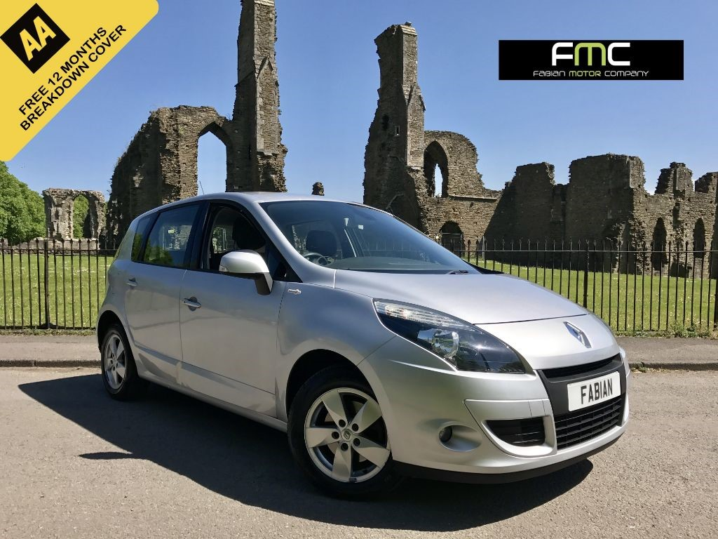 used Renault Scenic DYNAMIQUE TOMTOM DCI in swansea-south-wales