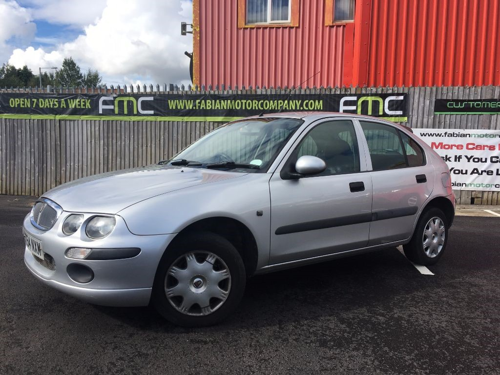 used Rover 25 IL 16V in swansea-south-wales