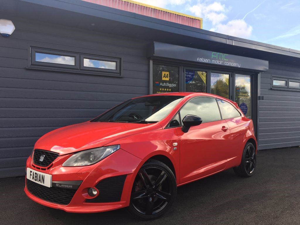 used SEAT Ibiza CUPRA TSI DSG in swansea-south-wales