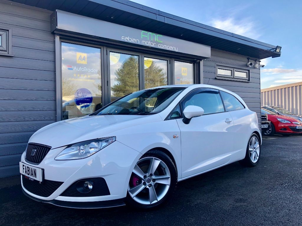 used SEAT Ibiza SPORT in swansea-south-wales
