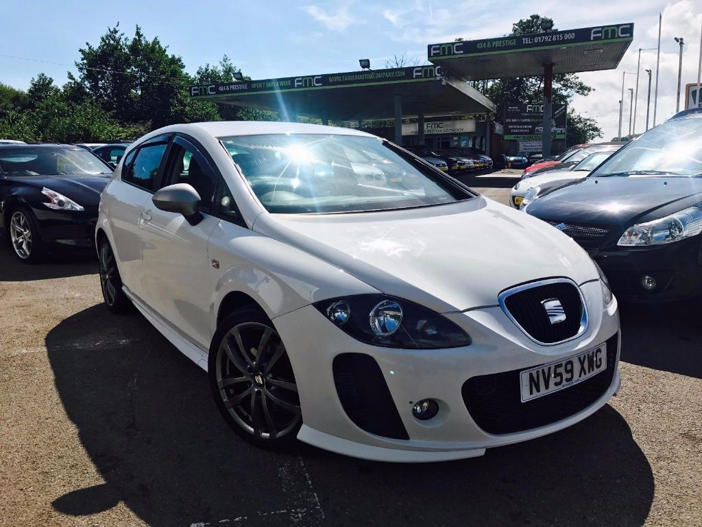 used SEAT Leon FR 2.0TDI BTCC in swansea-south-wales