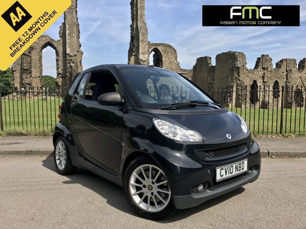 used Smart Car Fortwo Cabrio PASSION CDI in swansea-south-wales