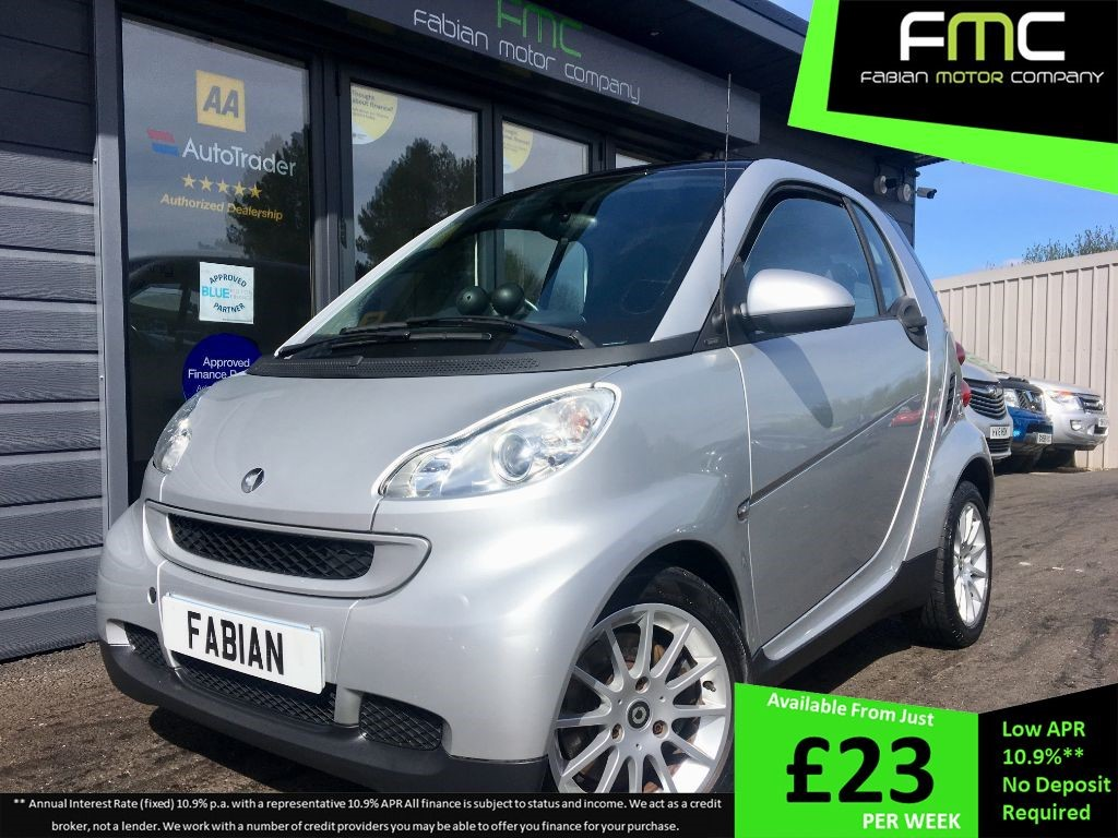 used Smart Car Fortwo Coupe PASSION CDI in swansea-south-wales