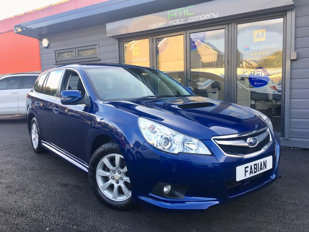 used Subaru Legacy D S in swansea-south-wales
