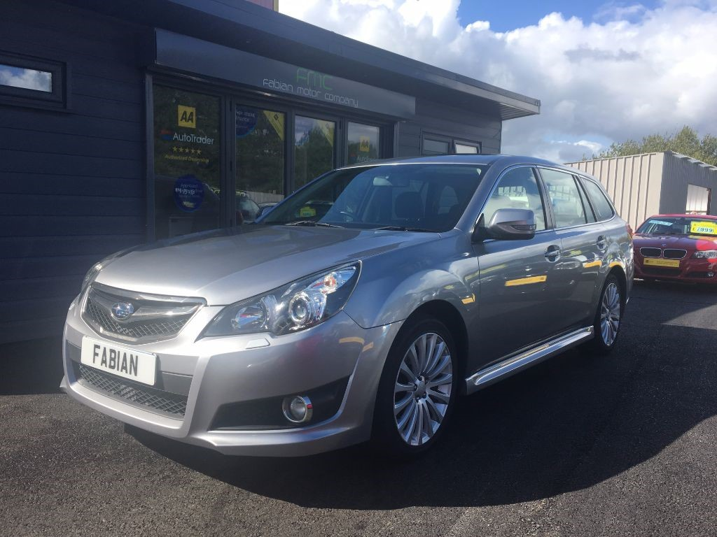used Subaru Legacy I SE NAVPLUS in swansea-south-wales