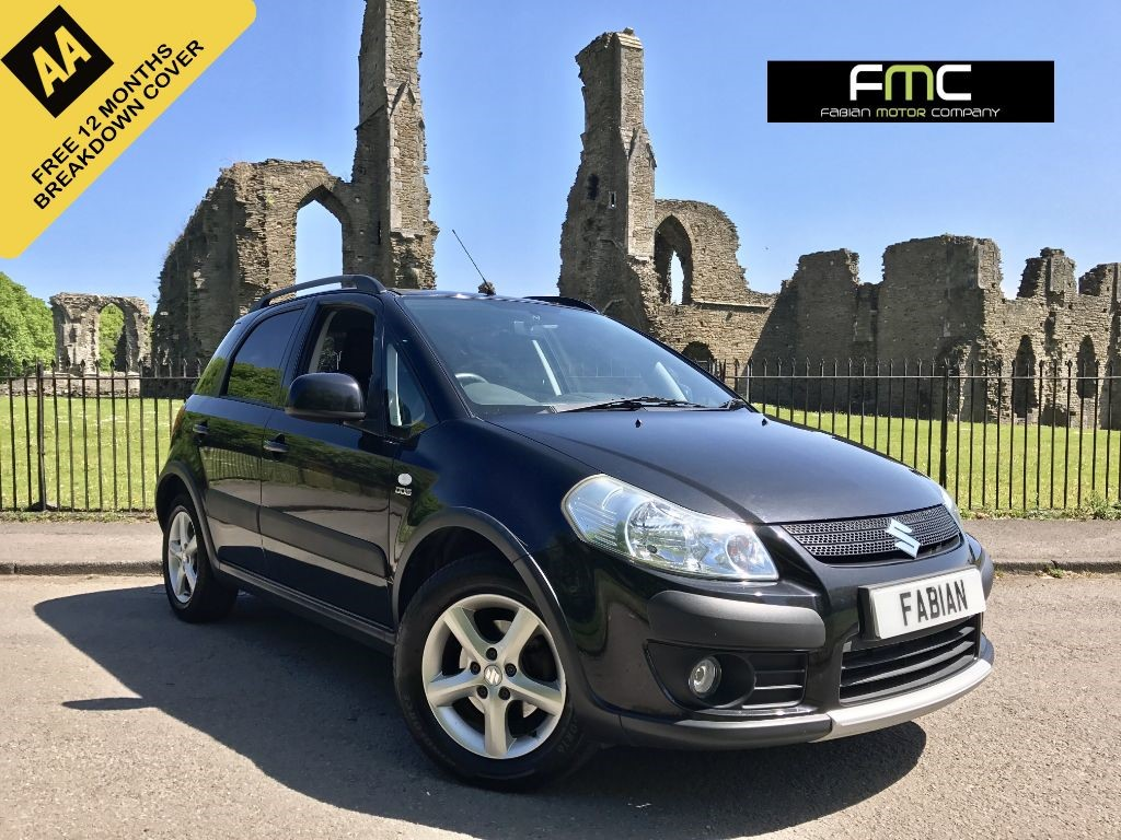 used Suzuki SX4 DDIS in swansea-south-wales